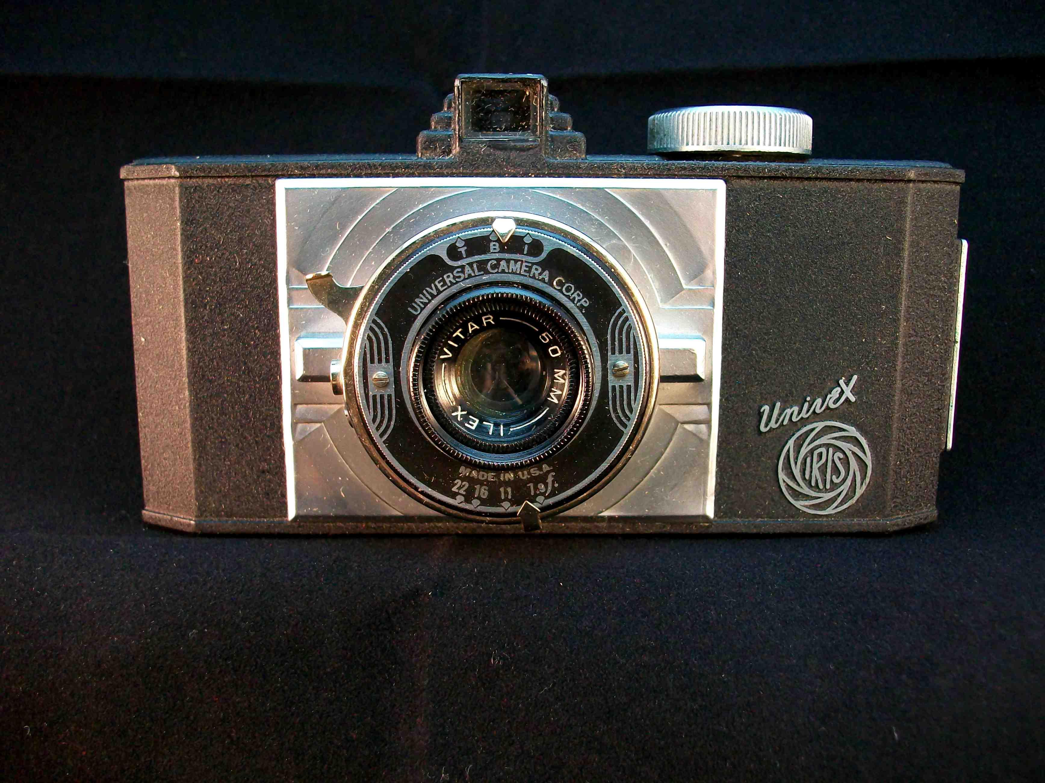 Universal Univex Iris 1938