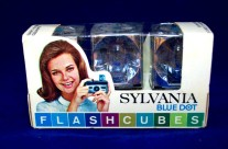 SYLVANIA FLASHCUBES CUBI CUBETTI FLASH