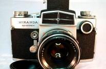 MIRANDA SENSOREX 1° MODELLO 1966