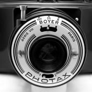 MIOM PHOTAX SERIE VIII BOYER – Blindé B (saman) – 1955