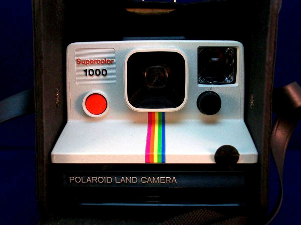 polaroid 1000 supercolor retr cameras retr cameras. Black Bedroom Furniture Sets. Home Design Ideas