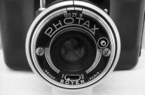 MIOM PHOTAX IV REXAR BOYER PARIS 1951