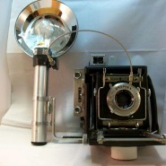 "Graflex Speed Graphic ""miniature""  2¼ x 3¼ (6X9) 1938 – 1947"