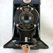 Kodak Eastman no 2 folding cartridge hawkeye model c 1926