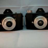 Agfa Click I e Agfa Click II 1958 – 1970