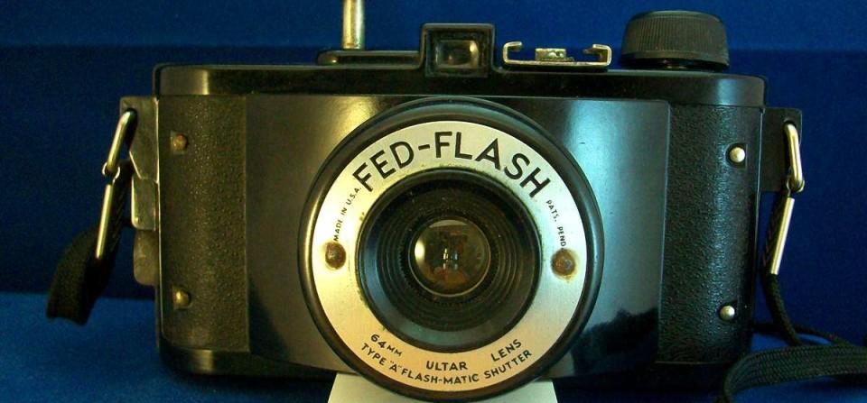 Fed Flash camera